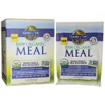 Garden of Life Raw Organic Meal Shake & Replacement – Vanilla 10 Packets Weight Loss