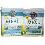 Garden of Life Raw Organic Meal Shake & Replacement 10 Packets Weight Loss