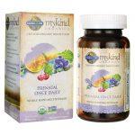 Garden of Life Mykind Organics Prenatal Once Daily Whole Food Multivit 90 Vegan Tabs Prenatal Vitamins