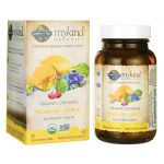 Garden of Life Mykind Organics Vegan D3 – Raspberry-Lemon 2,000 Iu 30 Chewables Bone Health