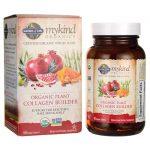 Garden of Life Mykind Organic Plant Collagen Builder 60 Vegan Tabs