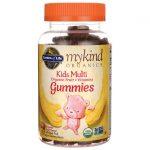 Garden of Life Mykind Organics Kids Gummy Multi – Fruit 120 Gummies Multivitamins