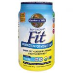 Garden of Life Raw Organic Fit High Protein for Weight Loss – Vanilla 32.2 oz Powder Weight Loss