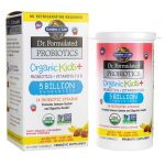 Garden of Life Dr. Formulated Probiotics Organic Kids+ – Strawberry Banana 5 Billion CFU 30 Chewables