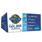 Garden of Life Organic Gol Bars – Blueberry 12 Bars Protein