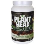 Genceutic Naturals Plant Head Protein – Chocolate 1.8 lbs Powder