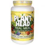 Genceutic Naturals Plant Head Real Meal – Vanilla 2.3 lbs Powder Weight Loss