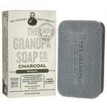 Grandpa Soap Co. Charcoal 4.25 oz Bars