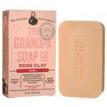 Grandpa Soap Co. Rose Clay 4.25 oz Bars