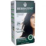 Herbatint Permanent Haircolor Gel 2N Brown 1 Box