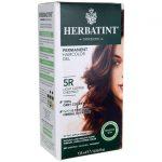 Herbatint Permanent Haircolor Gel 5R Light Copper Chestnut 1 Box
