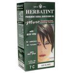 Herbatint Permanent Herbal Haircolor Gel 7C Ash Blonde 1 Box