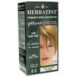 Herbatint Permanent Herbal Haircolor Gel 8D Light Golden Blonde 1 Box
