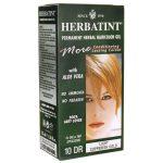 Herbatint Permanent Herbal Haircolor Gel 10 Dr Light Copperish Go 1 Box
