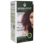 Herbatint Permanent Haircolor Gel Ff4 Violet 1 Box