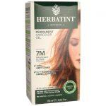 Herbatint Permanent Haircolor Gel 7M Mahogany Blonde 1 Box