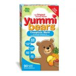 Hero Nutritionals Yummi Bears Complete Multi 90 Gummies Children's Multivitamins
