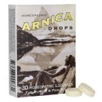 Historical Remedies Arnica Drops 30 Lozenges Muscle Pain and Stiffness