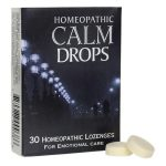 Historical Remedies Calm Drops 30 Lozenges Stress and Mood