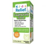Homeolab USA Kids Relief Cough & Cold 8.5 fl oz Liquid Immune Support Children's Health