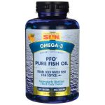 Health From The Sun Pfo Pure Fish Oil – Orange Flavor 180 Soft Gels Essential Fatty Acids