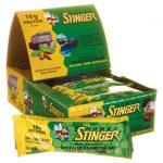 Honey Stinger Protein Bars – Dark Chocolate Mint Almond 15/1.5 oz Bars