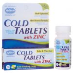 Hyland's Cold Tablets with Zinc 50 Tabs Cold and Flu