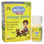 Hyland's Allergy Relief 4 Kids 125 Tabs