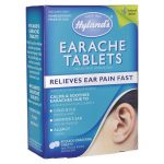 Hyland's Earache 40 Tabs Hearing and Ear Health