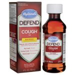 Hyland's Defend Cough – Non-Drowsy 4 fl oz Liquid Cold and Flu