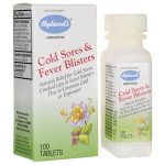 Hyland's Cold Sores & Fever Blisters 100 Tabs