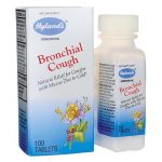 Hyland's Bronchial Cough 100 Tabs Respiratory Health
