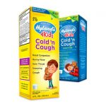 Hyland's Cold 'n Cough 4 Kids – Day & Night Combo 2 / 4 fl oz Liquid Cold and Flu