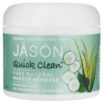 Jason Natural Quick Clean Pure Makeup Remover 75 ct Skin Care