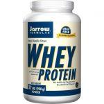 Jarrow Formulas, Inc. Whey Protein Powder – French Vanilla 2 lbs Powder