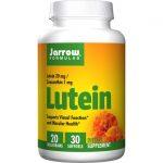 Jarrow Formulas, Inc. Lutein 30 Soft Gels Vision Health