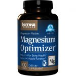 Jarrow Formulas, Inc. Magnesium Optimizer Malate 100 Tabs Bone Health