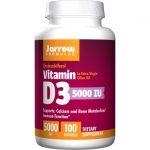 Jarrow Formulas, Inc. Vitamin D3 5,000 Iu 100 Soft Gels Bone Health