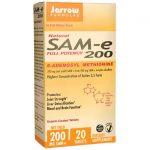 Jarrow Formulas, Inc. Same 200 200 mg 20 Tabs Stress and Mood