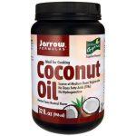 Jarrow Formulas, Inc. Organic Coconut Oil 32 fl oz Solid Oil Essential Fatty Acids