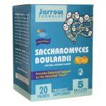 Jarrow Formulas, Inc. Saccharomyces Boulardii – Natural Orange Flavor 5 Billion CFU 20 Packets Probiotics