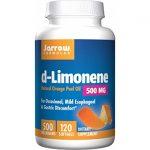 Jarrow Formulas, Inc. d-Limonene 1,000 mg 120 Soft Gels Immune Support