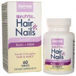 Jarrow Formulas, Inc. Beautysil Hair & Nails 60 Tabs
