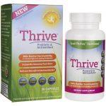 Just Thrive Probiotic & Antioxidant 3 Billion CFU 30 Caps