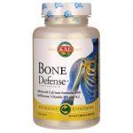 Kal Bone Defense with Ipriflavone 90 Caps Bone Health