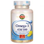 Kal Omega 3 450/300 60 Soft Gels Essential Fatty Acids