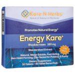 Kare-N-Herbs Energy Kare 40 Tabs Stress and Mood