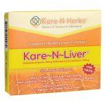 Kare-N-Herbs Kare-N-Liver 40 Tabs Liver Health Liver Health