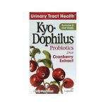 Kyolic Kyo-Dophilus plus Cranberry Extract 60 Caps Urinary Health