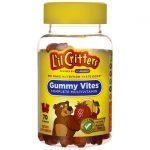 L'il Critters Gummy Vites Complete Multivitamin 70 Gummies Children's Multivitamins
